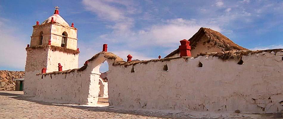 Iglesia de la Natividad Parinacota
