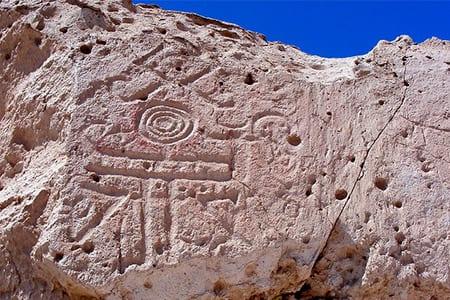 Petroglifos de Rosario