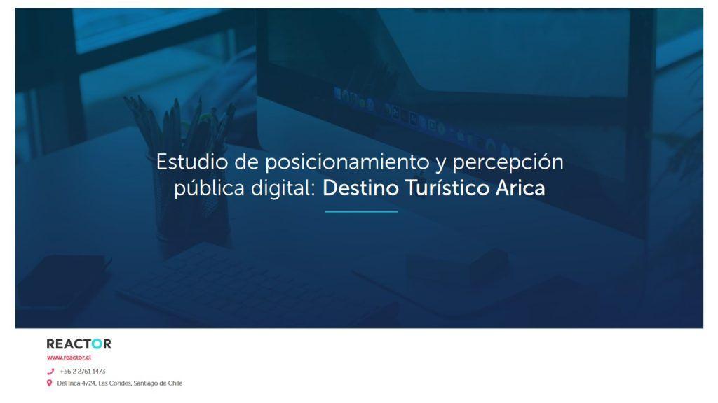 Arica Posicionamiento Digital