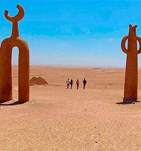 Relajación en el Desierto