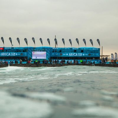 Arica Pro Tour Surf Isla el Alacrán