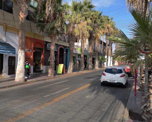 Calle Maipú Arica