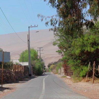 Calle Valle de Chaca