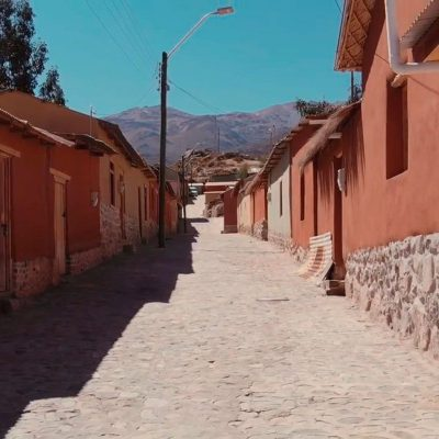 Calles Pueblo Belén