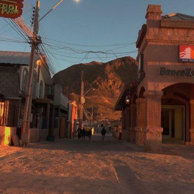Calles de Putre Altipano Arica y Parinacota