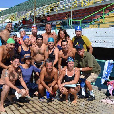 Campeonato Natación Club Mantarrayas