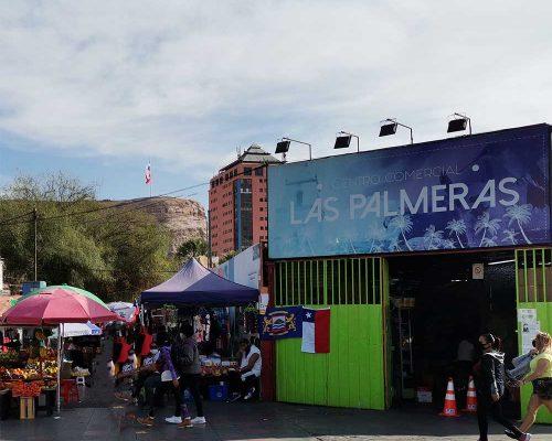 Centro Comercial Las Palmeras Arica