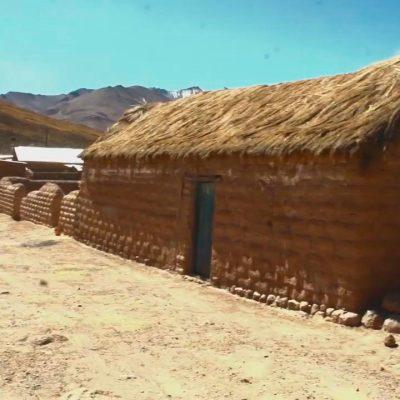 Construcción Altiplano Comuna de Camarones