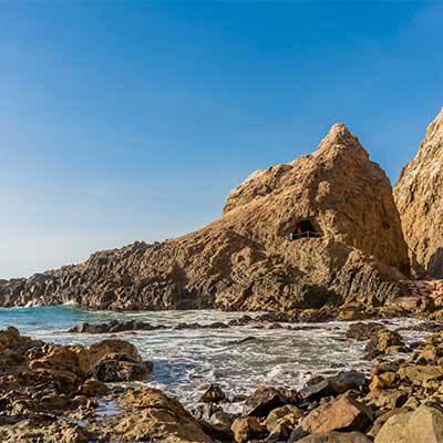 Cuevas de Anzota Borde Costero Arica y Parinacota 400px