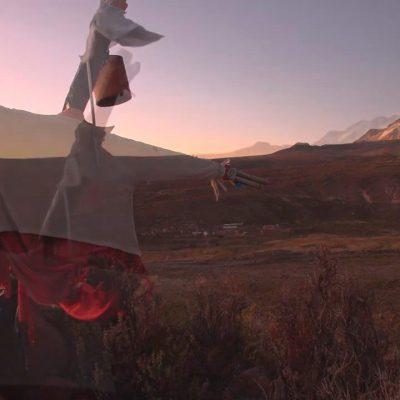 Figura ultural Altiplano Comuna Camarones