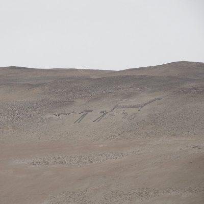 Geoglifos Valle de Lluta panorámica figuras