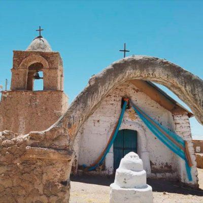 Iglesia San José Pueblo de Parcohaylla