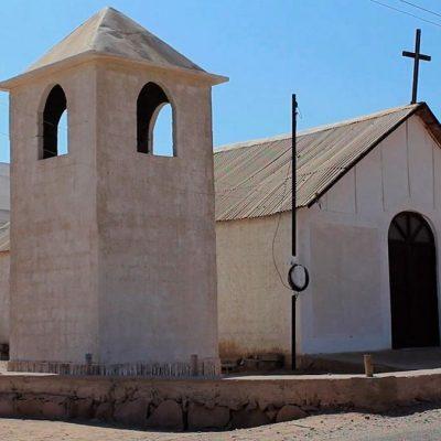 Iglesia Valle de Chaca