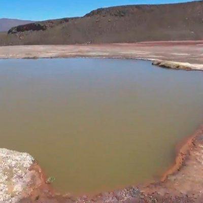 Laguna Amarilla- Arica y Parinacota