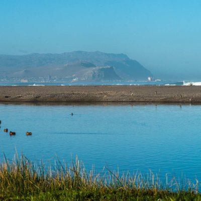 Lagunas II Humedal Río Lluta Región de Arica y Parinacota