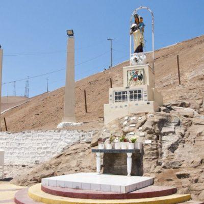Mirador Virgen Morro de Arica