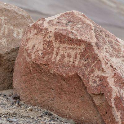 Petroglifos Valle Camarones 2