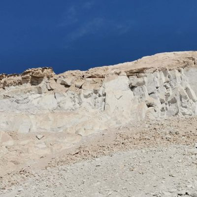 Petroglifos de Rosario Valle de Lluta vista frontral