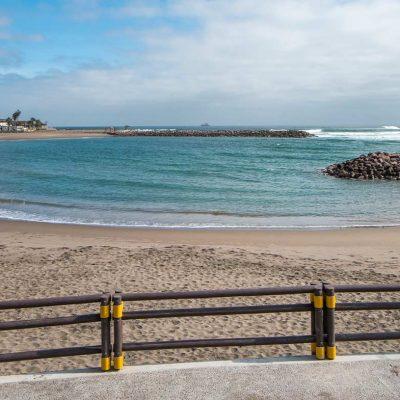 Playa El Laucho Arica Vista Panoramica
