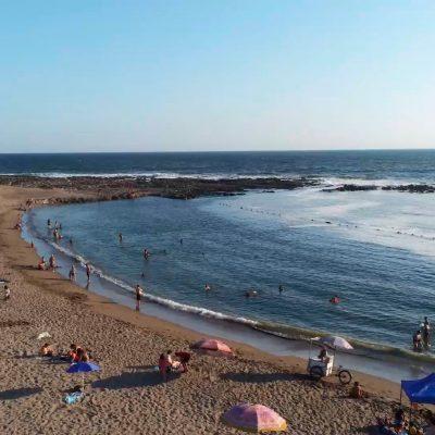 Playa La Lisera Drone