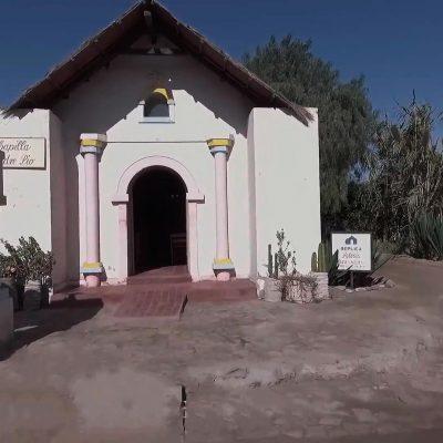 Poblado Artesanal Arica Capilla Don Pío