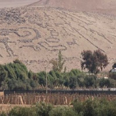Vista Geoglifos Valle de Azapa Valles de Arica