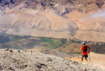 Ruta Intervalles Trekking Arica y Parinacota