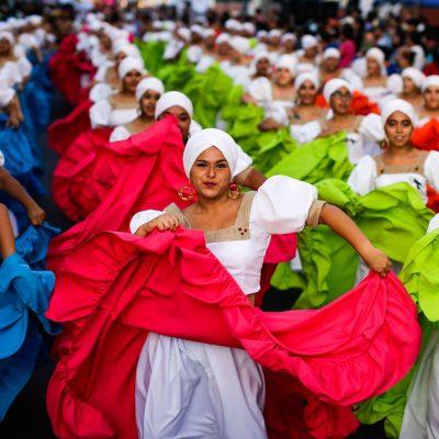 Afrodescencientes Carnaval Con La Fuerza del Sol Arica 1