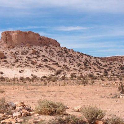 Tambo Zapahuira vista cerro