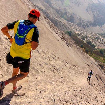 Trekking Central Running