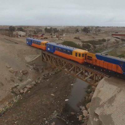 Tren Turismo Arica La Paz