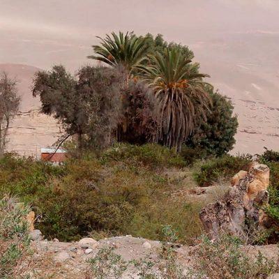 Valle de Chaca vista cerro