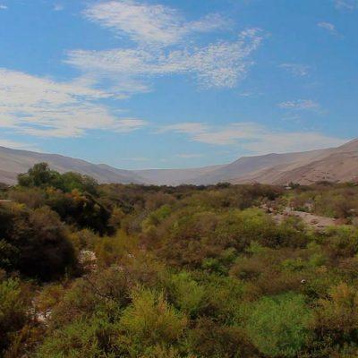 Valle de Chaca