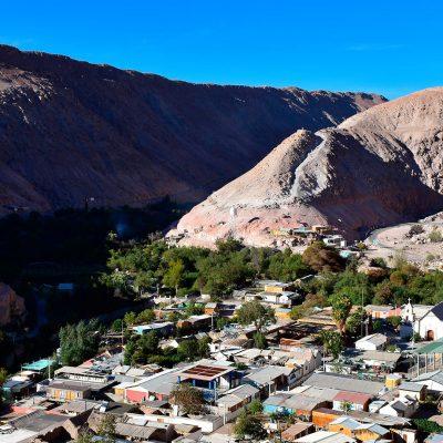 Vista Pueblo de Codpa