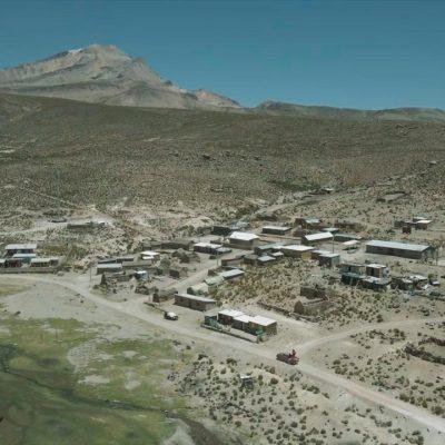 Vista Pueblo de Parcohaylla